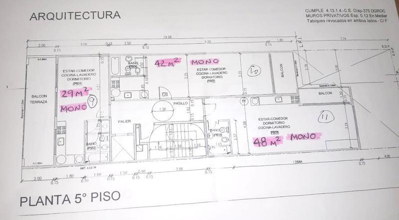 Foto Edificio en Mataderos BASUALDO 1482 número 4