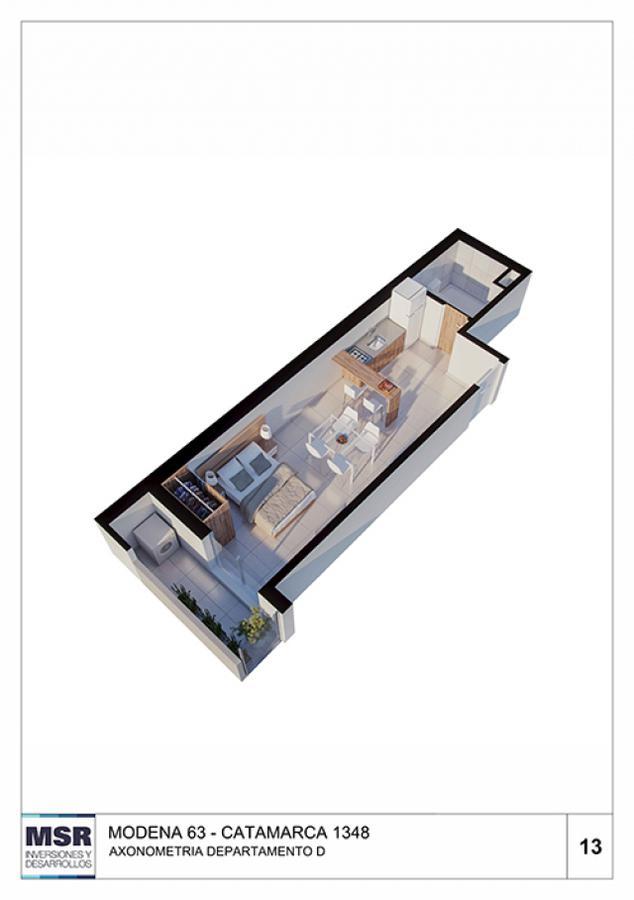 Foto Edificio en Centro CATAMARCA 1348 número 14