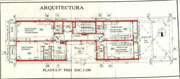 Foto Edificio en Villa Luro Emprendimiento Manzoni 45  número 15