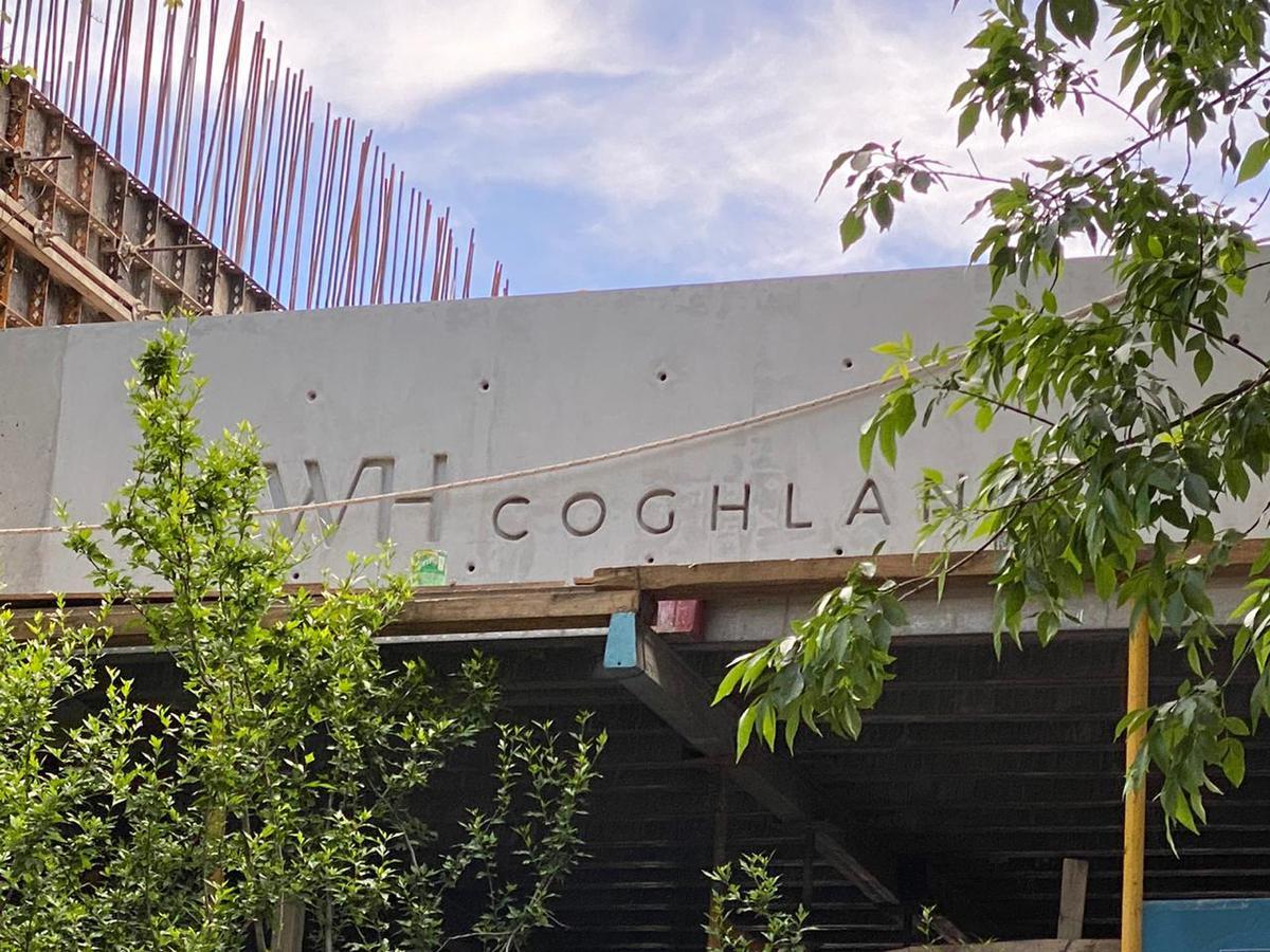 Emprendimiento WH - Washington y Nuñez en Coghlan