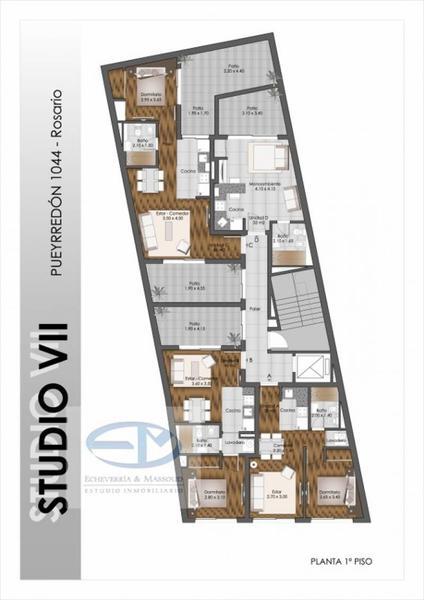 Foto Edificio en Centro Pueyrredon 1044 número 2