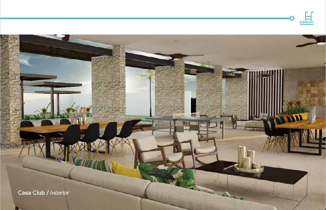 Foto Condominio en Pueblo Cholul Vive Tranquilo. Invierte en tu Futuro. Lejos del ruido, cerca de todo. Encuentra un hogar para ti y tu familia con áreas verdes y espacios recreativos, en un ambiente tranquilo, cómodo y seguro, a tan número 12