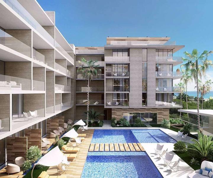 Foto Edificio en Playa del Carmen D. Calle 28 entre Avenida Cozumel y la playa. C.P. 77710 Playa del Carmen, Quintana Roo. México. número 10