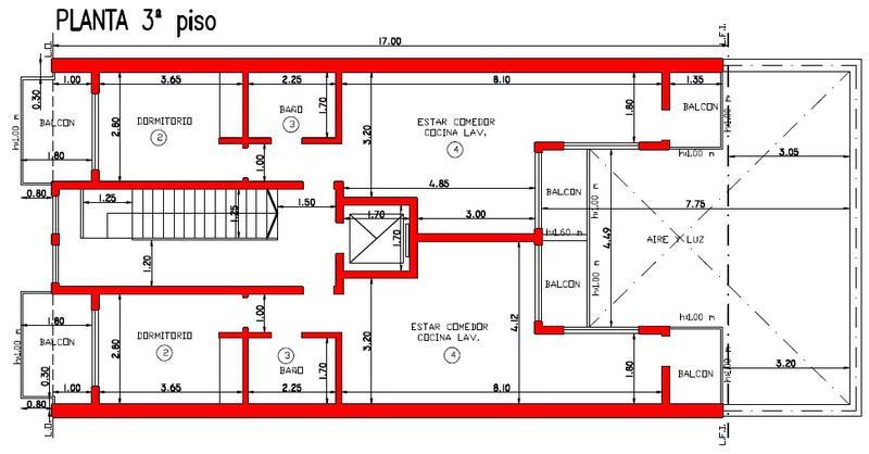 Foto Edificio en Villa Luro Carballido 6300 número 14