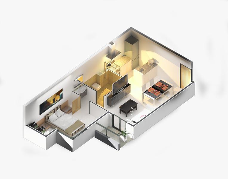 Foto Edificio en Cofico Eleven-Bedoya 51 número 4