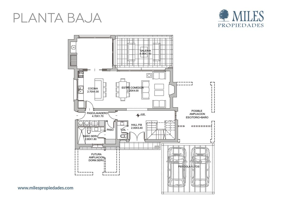 Foto Edificio en Pilara Panamericana KM 56 número 15