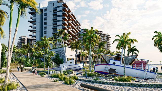Foto Condominio en Nueva Yucalpeten YUCALPETÉN Resort Marina, Departamentos, Pent-houses y Villas en Pre Venta, 2 a 4 Recamaras, Progreso, Yucatán número 5