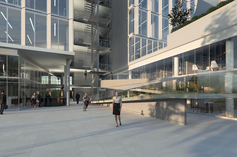 Foto Edificio en Solidaridad Humana Workcenter se encuentra dentro de la cruz de servicios,nuevo centro urbano designado por Playa del Carmen. número 3