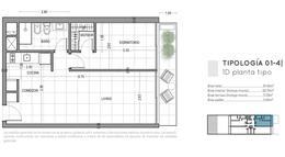 Foto Edificio en Pocitos Obra Bajo el Sistema de Fideicomiso al Costo número 4