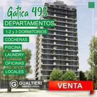 Foto Edificio en Cumelén                          Gatica 498          - CONDICIONES UNICAS número 1