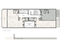 Foto Edificio en Nuñez             CABILDO 4765           número 4