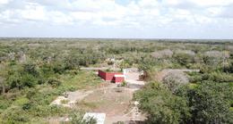Foto Comercial en Pueblo Oxkutzcab Terrenos sobre carretera para uso comercial, en oxkutzcab número 4
