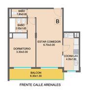 Foto Edificio en Chauvin Arenales 2861 número 9