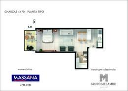 Foto Edificio en Palermo CHARCAS 4470 número 5