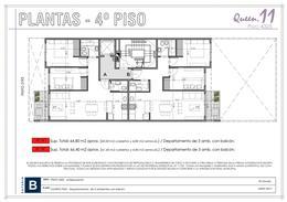 Foto Edificio en Saavedra Pinto 4300 número 8