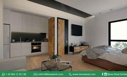 Thumbnail unit picture Apartment in Sale in  Solidaridad ,  Quintana Roo  Apartments for sale in Condo Huaya 18 | Blues Real | Code 669