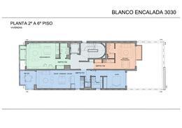 Foto Edificio en Belgrano BLANCO ENCALADA 3030 número 8