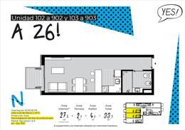 Foto Edificio en Pocitos 26 de marzo y Julio César número 8