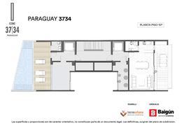 Foto Edificio en Palermo PARAGUAY y VIDT número 4