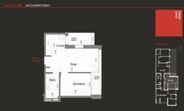 Foto Edificio en Cordón Apartamentos de 1 y 2 dormitorios SOHO Minas número 4