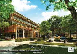 Foto Edificio de oficinas en Barrio Parque Leloir Av. Martin Fierro 3000 número 9