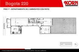 Foto Edificio en Caballito Norte Bogotá entre Dr. Eleodoro Lobos y Campichuelo numero 5
