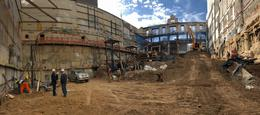 Foto Edificio en San Telmo Azopardo entre Av. J. del Garay y Cochabamba numero 16