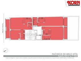 Foto Edificio en Recoleta Pacheco de Melo al 2700 numero 6