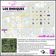 Foto Terreno en Venta en  Joaquin Gorina,  La Plata  133 482 y 483 LOS ENRIQUES
