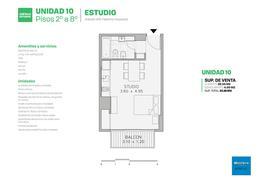 Foto Edificio en Palermo Hollywood Arévalo 1400 número 26