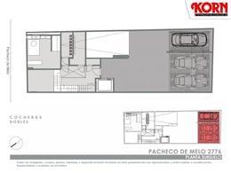 Foto Edificio en Recoleta Pacheco de Melo y Pje. Bollini numero 3