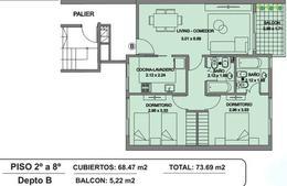 Foto Edificio en Caballito Norte Valentín Virasoro 900 número 14