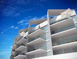 Foto Edificio en Playa del Carmen Centro AV. 38, esquina Calle Flamingo.  número 6