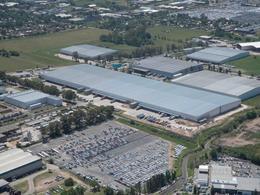 Foto Condominio Industrial en Area de Promoción El Triángulo Otto Krause y Eiffel número 1