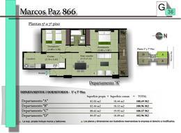 Foto Edificio en San Miguel De Tucumán MARCOS PAZ 886 número 9
