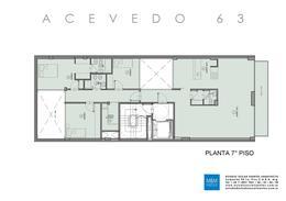 Foto Edificio en Caballito Eduardo Acevedo 63 número 16