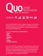 Foto Edificio en Belgrano Quo Quesada - Quesada 2400 - 1,2,3,4 Ambientes número 1