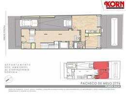 Foto Edificio en Recoleta Pacheco de Melo al 2700 numero 5