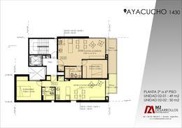 Foto Edificio en Martin AYACUCHO 1430 número 10