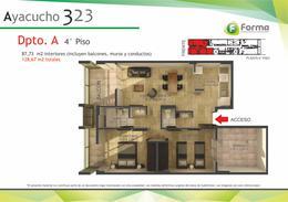 Foto Edificio en Barrio Sur AYACUCHO 232 número 18