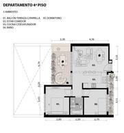 Foto Edificio en Saavedra Ruiz Huidobro 2800 número 12