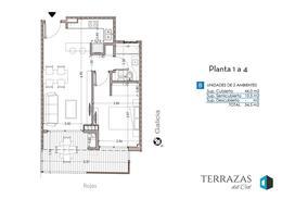 Foto Edificio en Villa Crespo GALICIA 606 número 8