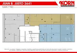 Foto Edificio en Villa Crespo Av. Juan B. Justo al 3600 entre Repetto y Cucha Cucha numero 6