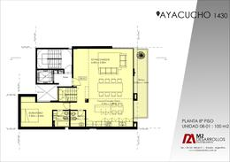 Foto Edificio en Martin AYACUCHO 1430 número 8