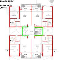 Foto Edificio en Moron La Roche 500 número 4