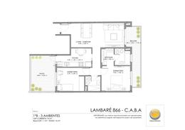 Foto Edificio en Almagro Lambaré 800 número 10