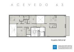 Foto Edificio en Caballito Eduardo Acevedo 63 número 12