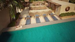 Foto Edificio en Tulum Ubicación: A solo 2.3 km de la playa, en la region 15. número 7