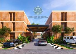 Foto Condominio en Mérida VENTA DEPARTAMENTOS CORAZÓN DE TIERRA número 1