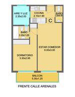 Foto Edificio en Chauvin Arenales 2861 número 10